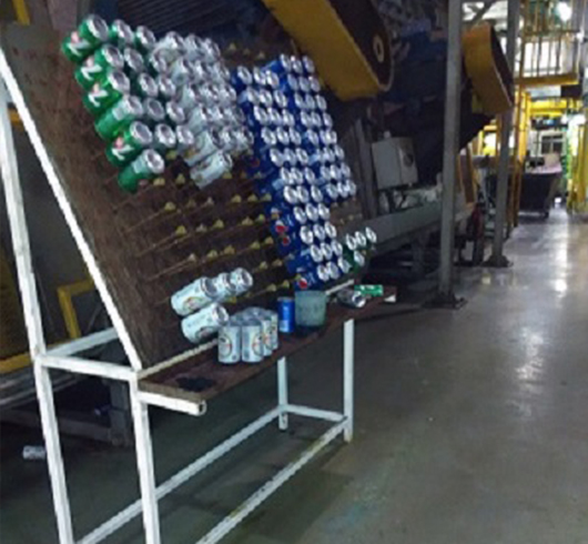 Pol Asia alcohol recycling machine