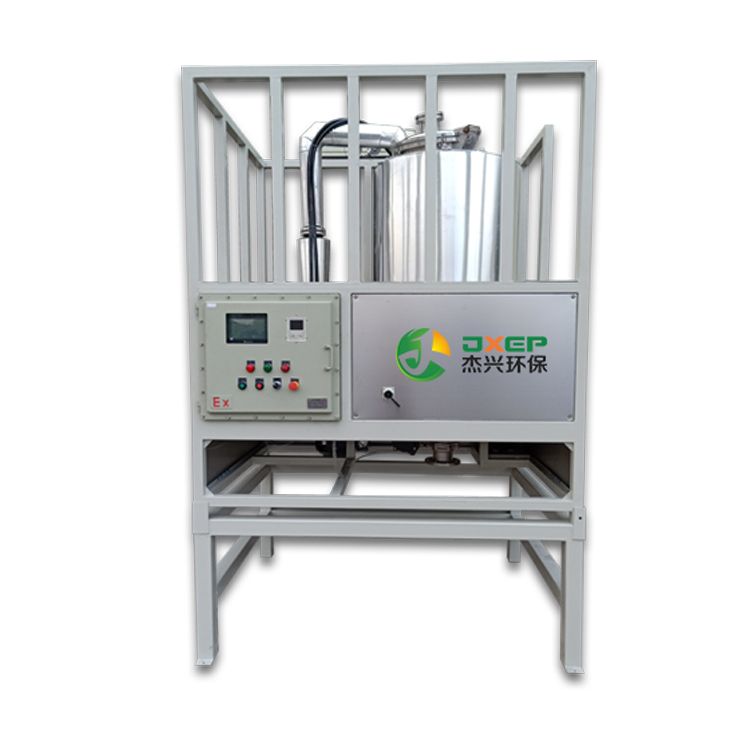 T400 dual system solvent recovery machine