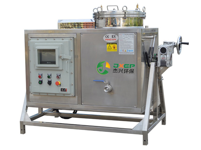 T-60-80 continuous solvent recovery machine