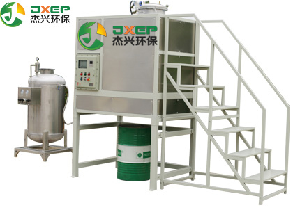 T400 continuous solvent recovery machine